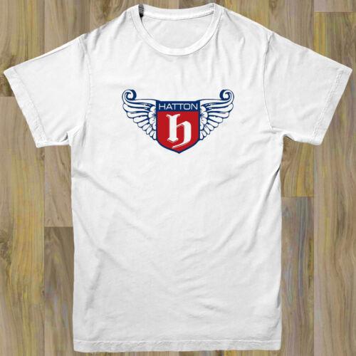 Ricky Hatton Mens T shirt S-XL Retro Fashion Illustration Boxing Sport
