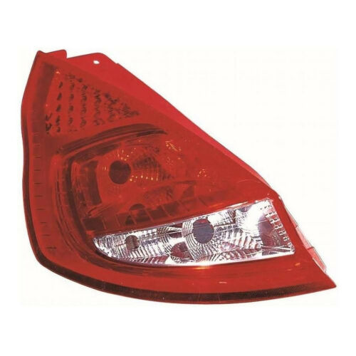 For Ford Fiesta Mk7 3 /& 5 Door Hatchback 10//2008-2012 Rear Light Lamp Left NS