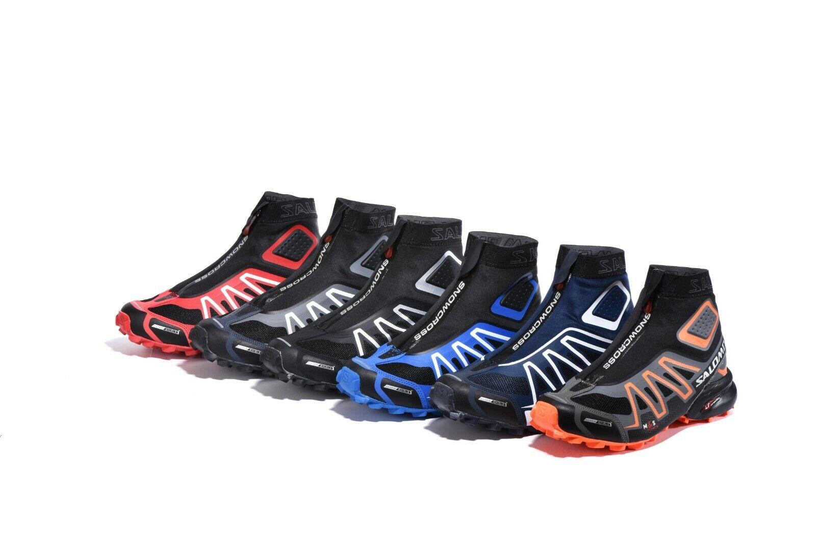 Salomon Snowcross 2 CSWP Size 8 for