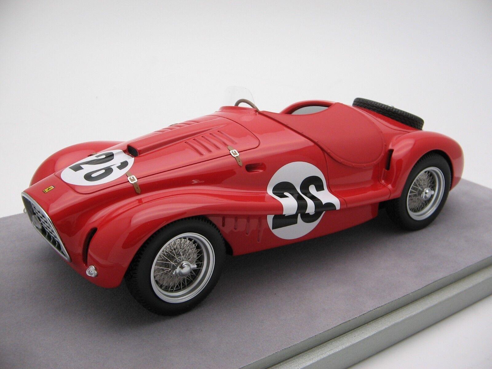 1 18 scale Tecnomodel Ferrari 225S Spyder Vignale GP Portugal 1952 TM18-81D