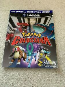 Pokemon-Colosseum-Nintendo-Power-Official-GameCube-Player-039-s-Strategy-Guide
