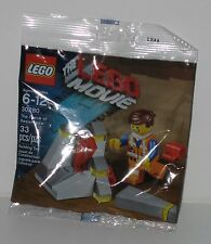 Lego Movie 30280 Piece of Resistance With Minifigure Polybag