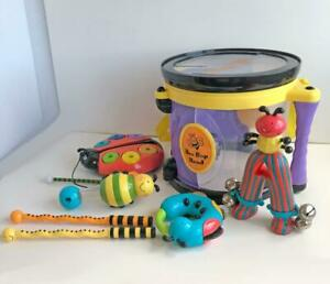Bee-Bop-Band-7-Musical-Instruments-in-Drum-Parents-Pre-School-Play-Set