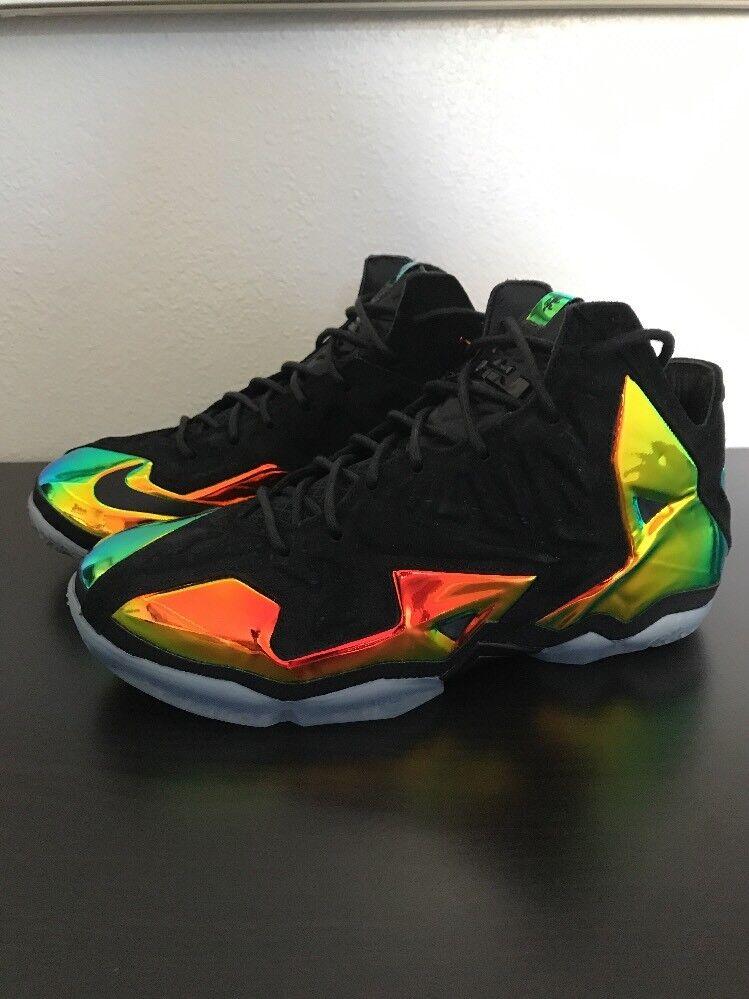 Nike Lebron XI 11 Kings Crown EXT Size 8 Brand New XV