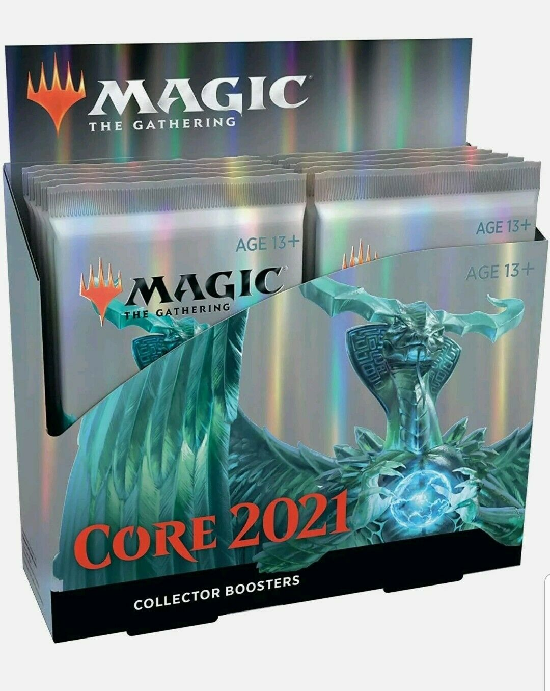 Factory Sealed Free Shipping! MTG Ikoria Prerelease Pack // Kit Brand New