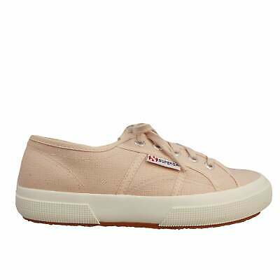 Ladies Superga 2750 Cotu Classic Trainer, Pink, New