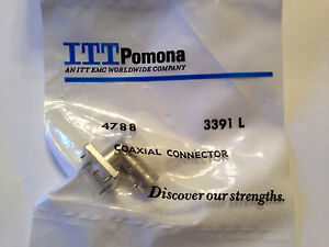 ITT-POMONA-4788-RF-COAXIAL-BNC-JACK-R-A-50-OHM