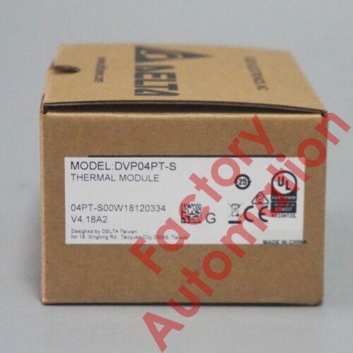90 DAYS WARRANTY *NEW IN BOX* 1PCS Delta PLC DVP04PT-S