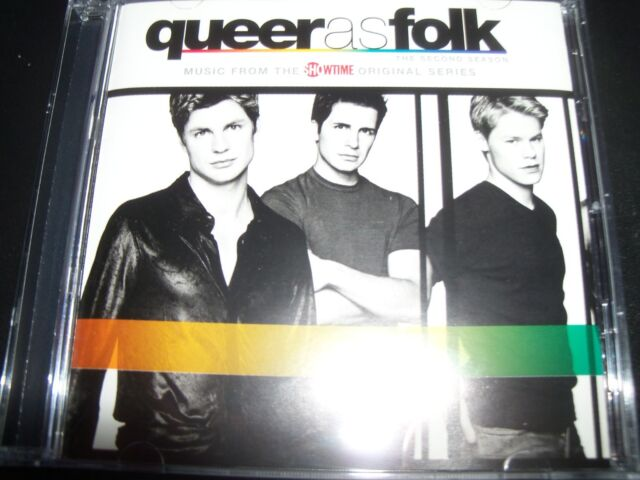 Queer As Folk Music From The Original Series TV Soundtrack CD – Like New