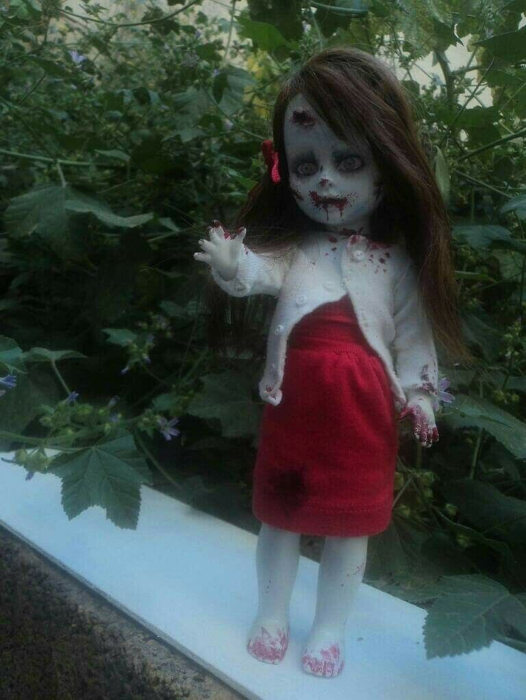 Living Dead Doll Walking Dead Penny Personalizado Walpurgis torturas Personalizado