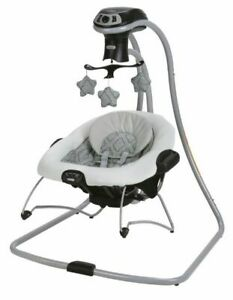 2e4f267cd Graco Duetconnect LX With Multi-direction Baby Swing - Asher for ...