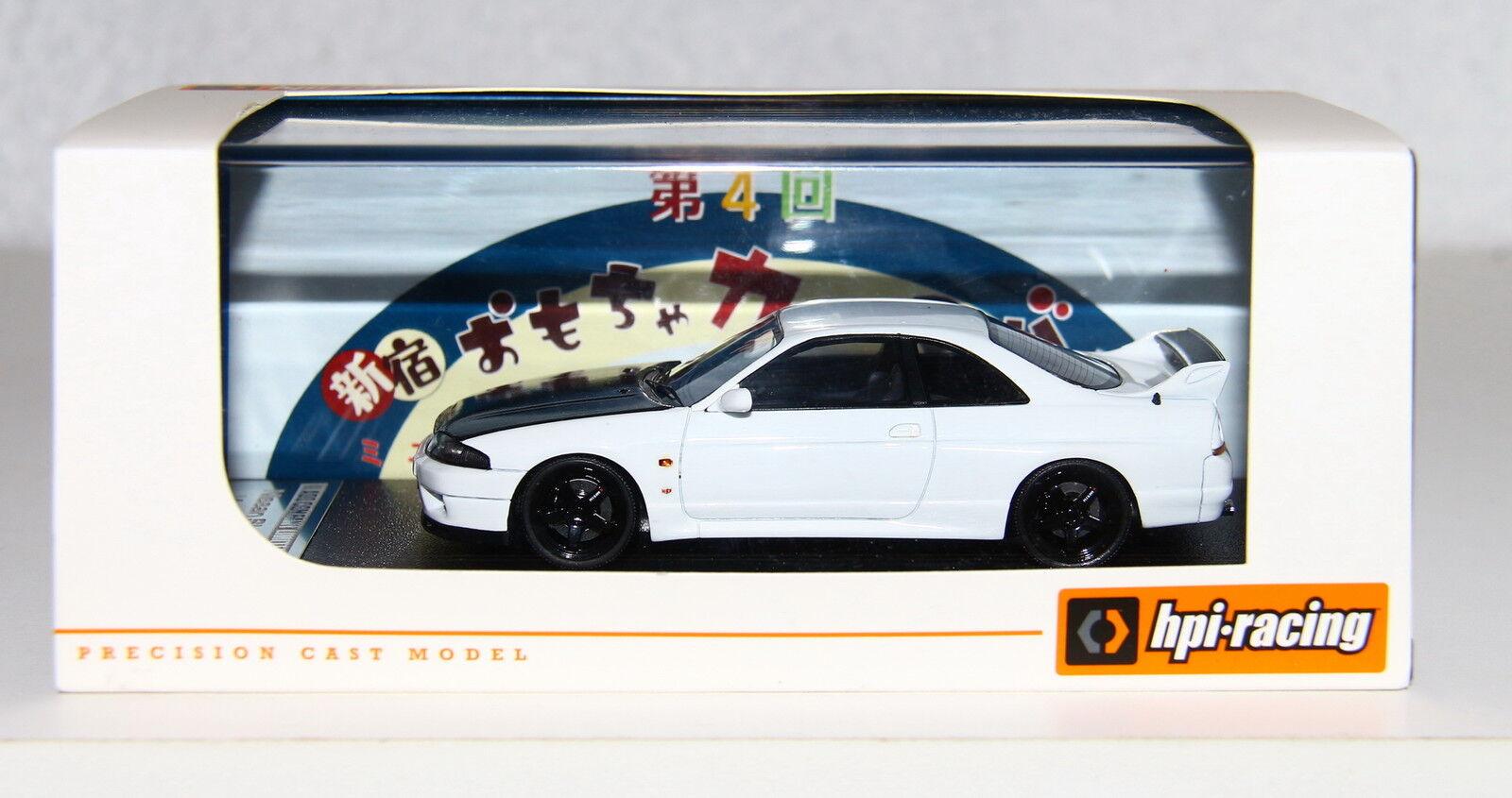 HPI Racing 8869 1 43 Nissan R33 Skyline GT-R V-spec N1 Limited Edit RARE