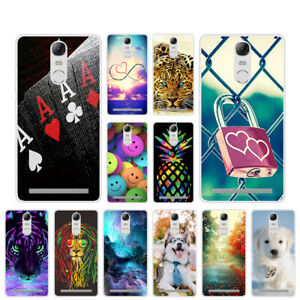 brand new 8eab8 40469 Details about Case For Lenovo Vibe K5 Note Soft TPU Clear For A7020  Silicone Back Cover Pets