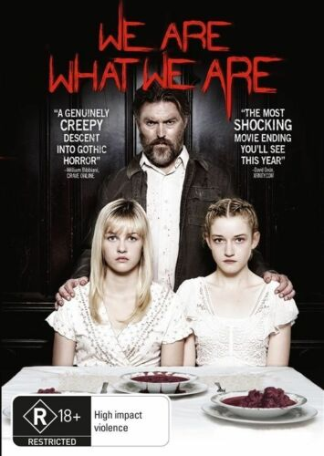 1 of 1 - We Are What We Are (DVD, 2014***R Rated Horror*