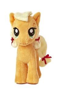844a803d2e8 My Little Pony Friendship Is Magic Applejack Stuffed Animal Plush Aurora  15533