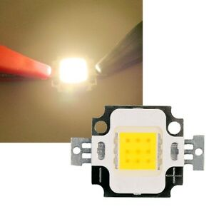 10-Watt-HighPower-LED-Chip-EPISTAR-WARMWEIss-27-30V-350mA-Hochleistungs-Leds-10-W