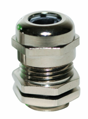 Metal Cable Glands with Lock Nut Metric m25x1,5 jsm25kvs-m
