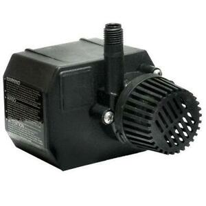 Beckett Corporation 250 GPH Submersible Pond Pump - Water Pump for Small Ponds,