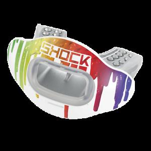 Interchange Lip Guard Mouthpiece + Printed Shield