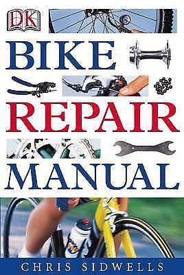 """""""AS NEW"""" Sidwells, Chris, Bike Repair Manual, Book"""