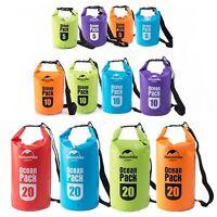 Wasserdicht Seesack Transportsack Gepäcksack Packsack Waterbag Strandtasche