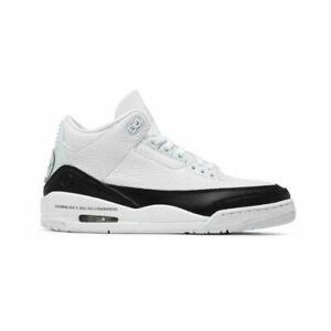 Size 8.5 - Jordan 3 Retro SP x Fragment Design White
