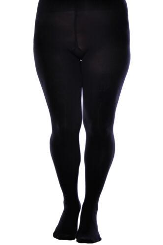 Aurellie Women Warm Winter Comfortable Microfiber Tights UK Sizes 14-22