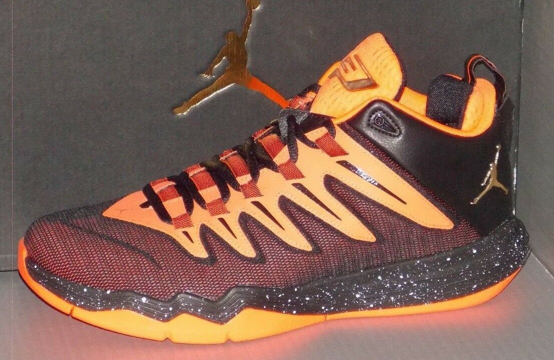 differently 205c5 93b6a ... official store bei nike jordan cp3.ix in farben orange gold farben str  42d99 d0fe5
