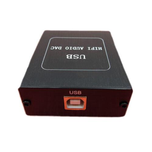 Case BBC DA3 SA9227 PCM5102A 32BIT//384KHZ USB DAC HIFI Asynchronous Decoder