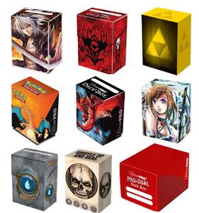 Sammelkarten Deckboxen Zur Auswahl Gallery Neu Zb Für Magic