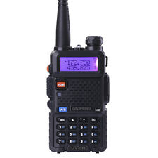 USA Stock Baofeng Walkie Talkie UV-5R Dual Band VHF&UHF Transceiver 2 Way Radio