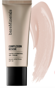 bareMinerals Complexion Rescue Tinted Hydrating Gel Cream SPF Vanilla 02 1.18 oz
