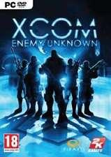 XCOM Enemy Unknown - PC DVD - New & Sealed