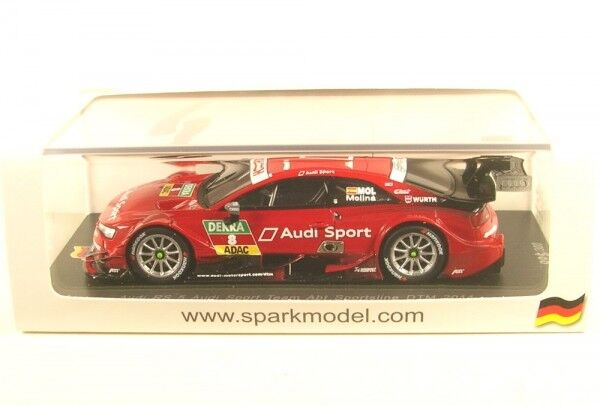 Audi RS 5 No.8 Audi Sport Team Team Team Abt Sportsline - DTM 2014 (Miguel Molina)  | Discount  aff97f