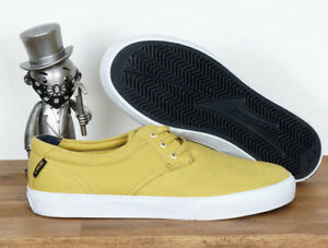 9 Daly Jaune Pale De Shoes Toile Chaussures Lakai Skate 5 42 pfUyIqW8S1