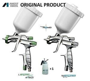 Repair and Rebuild Kit for Iwata Supernova LS400 Series Spray Guns