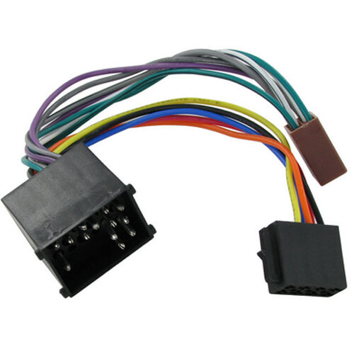 s l500 bmw 3 series e46 cd radio stereo wiring harness adapter lead loom wiring harness adapter at bakdesigns.co