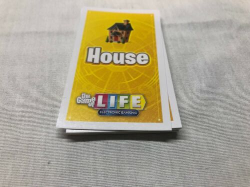 The Game Of Life Electronic Banking Game Replacement Parts//Pieces Your Choice!