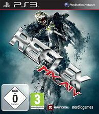 Play Station 3 juego ps3 MX vs. ATV-reflex con instrucciones buen estado + embalaje original