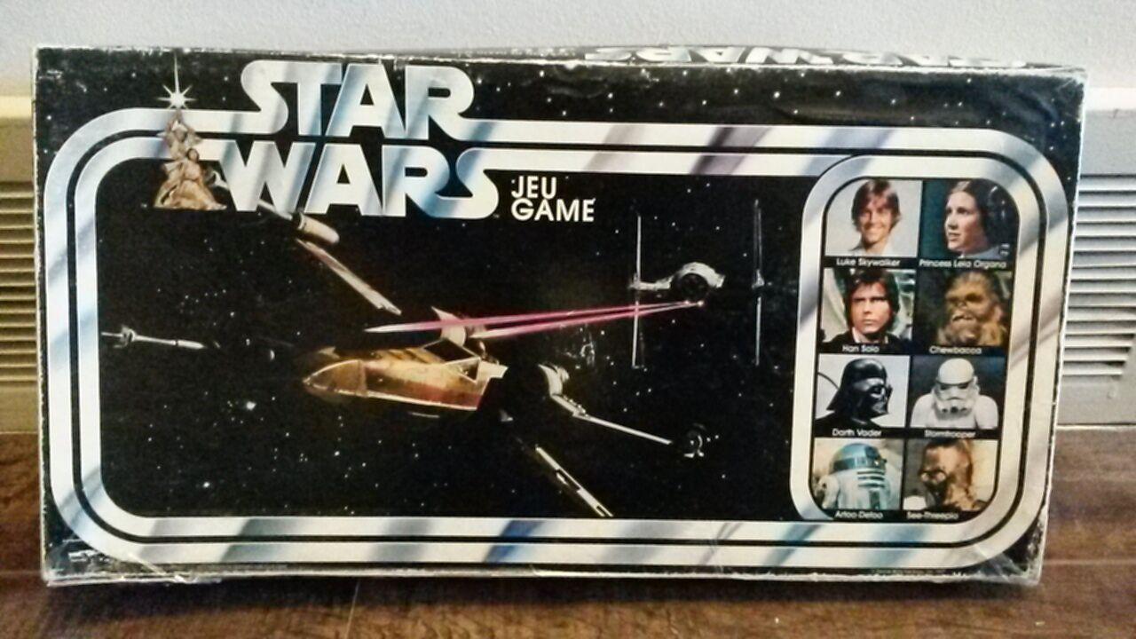 Star Wars Juego De Mesa