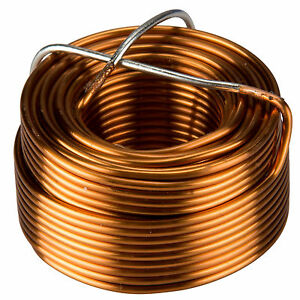 Jantzen 1130 0.15mH 18 AWG Air Core Inductor