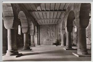 54211-Foto-AK-Hirsau-Aureliuskirche-Inneres-nach-1945