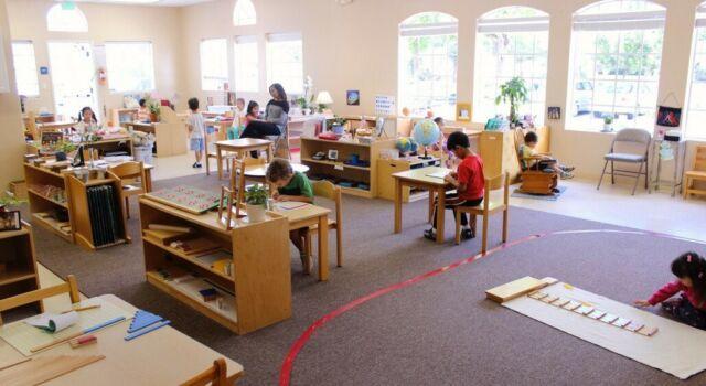 Montessori Homeschool Teaching Books Curriculum Set Baby to Primary Yr 1 Lessons