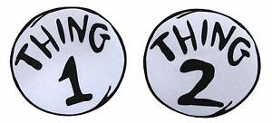 Thing-1-amp-2-Large-Patches-Dr-Seuss-Fancy-Dress-Up-Halloween-Costume-Accessory