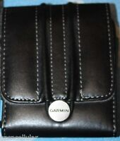 Garmin Nuvi Leather Carry Case For Nuvi 760 780 765t 755 785t Gps Grm1130501