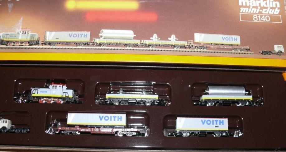 U3   8140 Zugset della ditta Voith, Heiden domestica