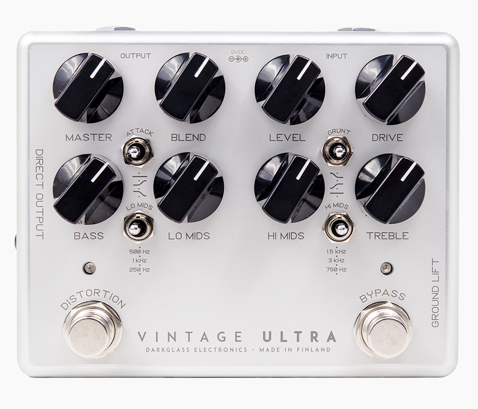 Darkglass Vintage Ultra NEW WITH WITH WITH WARRANTY  FREE 2-3 DAY SHIPPING IN THE U.S. 342608