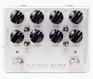 Darkglass Vintage Ultra NEW WITH WARRANTY FREE 2-3 DAY SHIPPING IN THE U.S.!