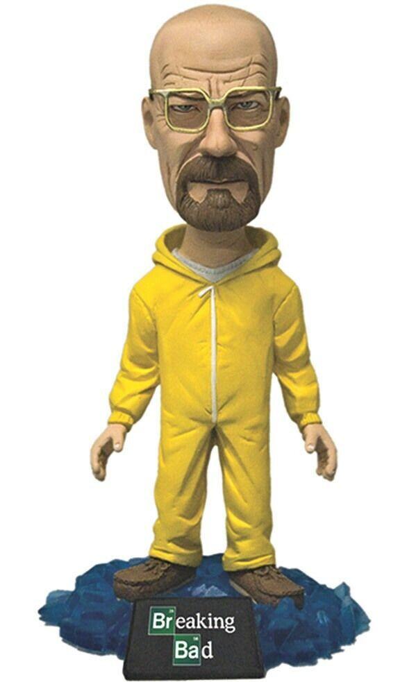 Walter Weiß Heisenberg Breaking Bad MEZCO Wacky Wobbler Bobble Head Figur 6
