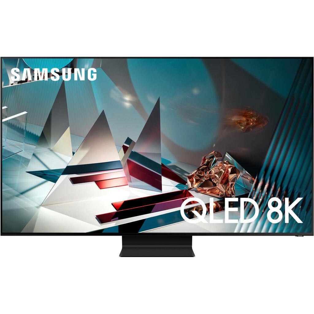 "Samsung 65"" Class Q800T QLED 8K Ultra HD HDR Smart TV - 2020 Model | Ebay"